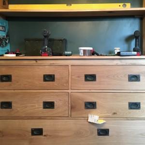 Bespoke  shelves project